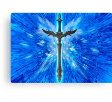 Fantasy sword   Canvas Print