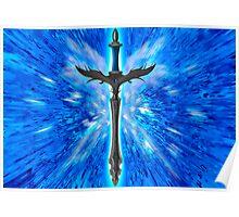 Fantasy sword   Poster