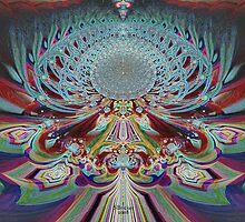 'Etheric Lotus' by Scott Bricker
