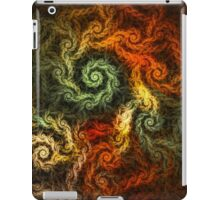 Spirals Of Yarn iPad Case/Skin
