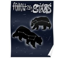 Follow The Stars Poster