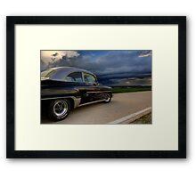 '54 Custom Classic III Framed Print