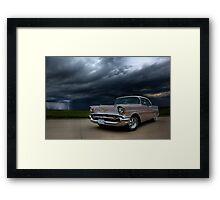 '56 Bel Air Classic Framed Print