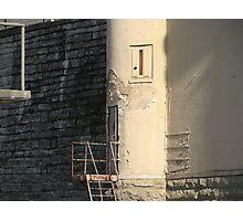 Side Door to Hell Photographic Print