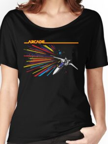 Retro Arcade Women's Relaxed Fit T-Shirt