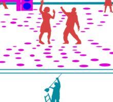 Dancing Floor Sticker
