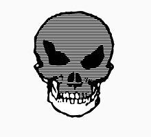 Evil Skull loading (black) Unisex T-Shirt