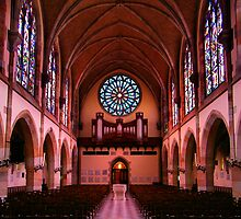 All Saints Chapel by Marylee Pope