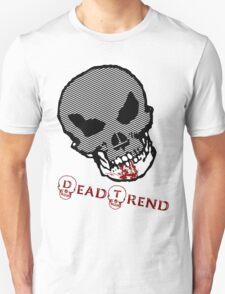 Dead Trend Evil Skull-Bloody Chin T-Shirt