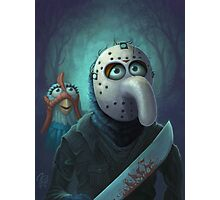 Muppet Maniacs - Gonzo Voorhees Photographic Print