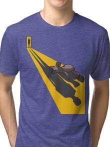 Lonely Teddy Tri-blend T-Shirt