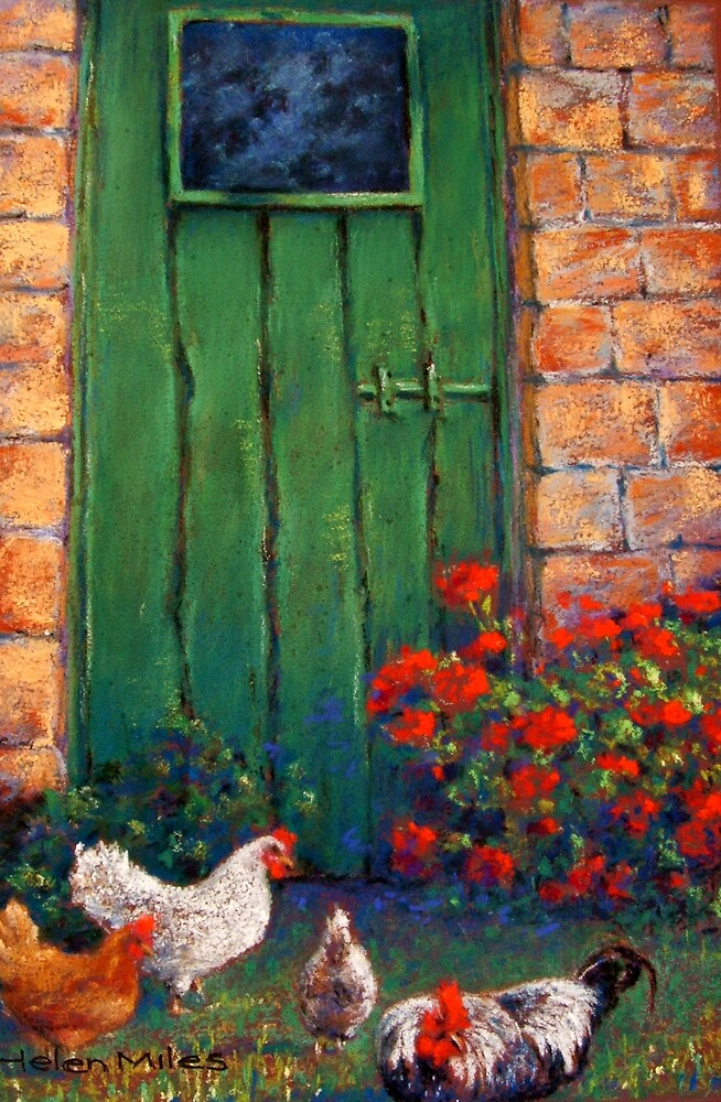 'Home on the Free Range' by Helen Miles