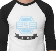 Rakuzan Highschool - Kuroko's Basketball Men's Baseball ¾ T-Shirt