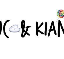 Jc & Kian  by TVFangirl