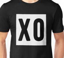XO Square [White] Unisex T-Shirt