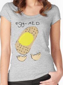 egg-Aid Women's Fitted Scoop T-Shirt