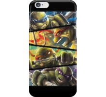 TMNT - Turtle Power iPhone Case/Skin