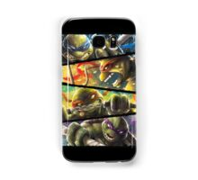 TMNT - Turtle Power Samsung Galaxy Case/Skin