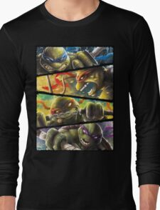 TMNT - Turtle Power Long Sleeve T-Shirt