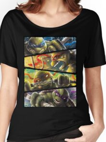 TMNT - Turtle Power Women's Relaxed Fit T-Shirt