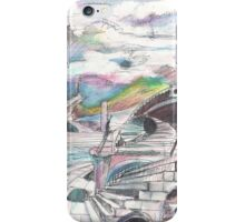 STEPS AND LADDERS TO NOWHERE(C2010) iPhone Case/Skin