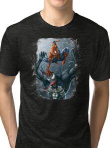 Spidey Games Tri-blend T-Shirt