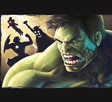 Avengers  by artbyjp
