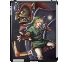 The Hero of Hyrule iPad Case/Skin