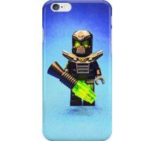 Evil Mech- Space robot iPhone Case/Skin