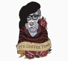 It's Coffee Time (Marceline) Kids Clothes