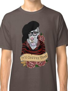 Adventure Time - It's Coffee Time (Marceline) Classic T-Shirt