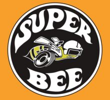 Super Bee (black background) by TheScrambler