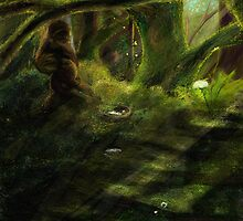 Peaceful, Not Forgotten by Flynnthecat