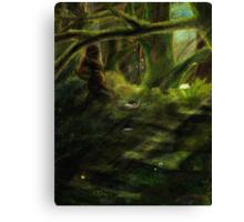 Peaceful, Not Forgotten Canvas Print