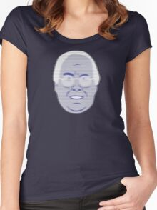 Pierce Hologram - Community - Chevy Chase Women's Fitted Scoop T-Shirt