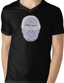 Pierce Hologram - Community - Chevy Chase Mens V-Neck T-Shirt