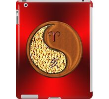 Aries & Boar Yin Wood iPad Case/Skin