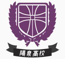 Yosen Highschool - Kuroko's Basketball by yosukechan