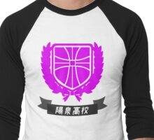 Yosen Highschool - Kuroko's Basketball Men's Baseball ¾ T-Shirt