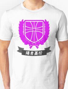 Yosen Highschool - Kuroko's Basketball Unisex T-Shirt