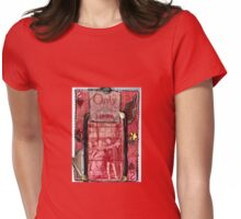 Medieval Wedding Womens Fitted T-Shirt