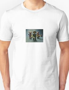 Don't get so absorbed in the game.... Unisex T-Shirt