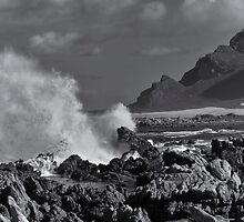 A Rugged Coast by Karine Radcliffe