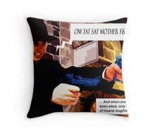 Theseus Throw Pillow