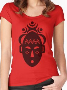 African king Women's Fitted Scoop T-Shirt