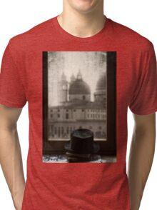 Victorian times Tri-blend T-Shirt