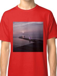 walking into the sunset Classic T-Shirt