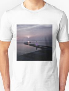 walking into the sunset T-Shirt
