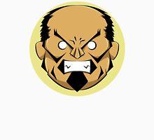 Angry Samurai | Yellow Variation Men's Baseball ¾ T-Shirt
