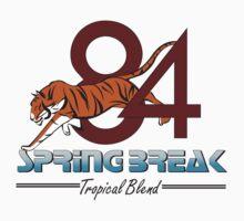 Replica '84 Spring Break  by block33